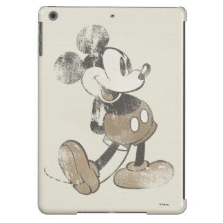 Vintage Mickey Mouse 1 Funda Para iPad Air