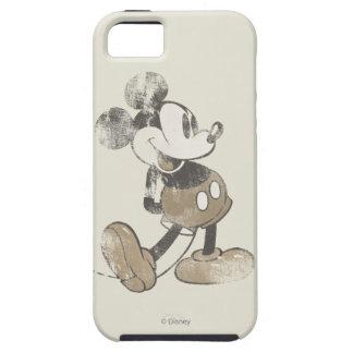Vintage Mickey Mouse 1 Funda Para iPhone 5 Tough