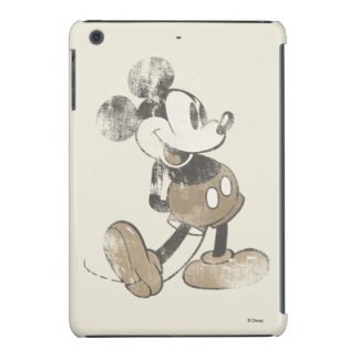Vintage Mickey Mouse 1 Fundas De iPad Mini Retina