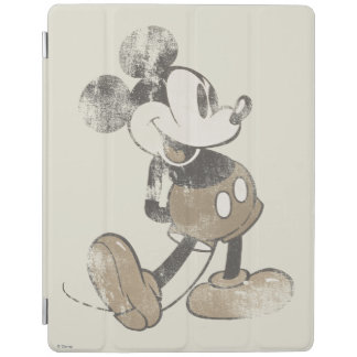 Vintage Mickey Mouse 1 iPad Cover