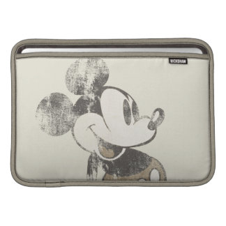 Vintage Mickey Mouse 1 Sleeves For MacBook Air