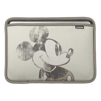 Vintage Mickey Mouse 1 MacBook Sleeve