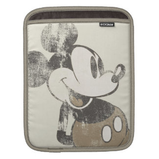 Vintage Mickey Mouse 1 Sleeves For iPads