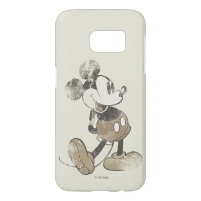Vintage Mickey Mouse 1 Samsung Galaxy S7 Case