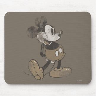 Vintage Mickey Mouse 1 Tapete De Ratones