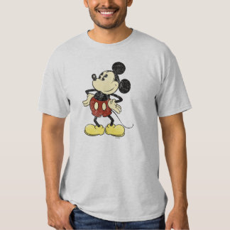 Vintage Mickey Mouse 2 Camisas