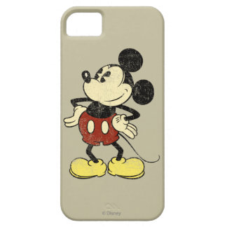 Vintage Mickey Mouse 2 iPhone 5 Covers