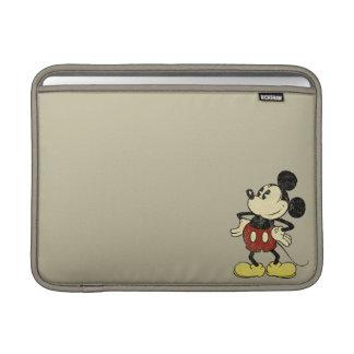 Vintage Mickey Mouse 2 MacBook Sleeves