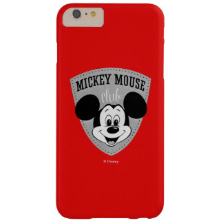 Vintage Mickey Mouse Club Barely There iPhone 6 Plus Case