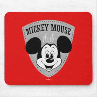 Vintage Mickey Mouse Club Mouse Pad