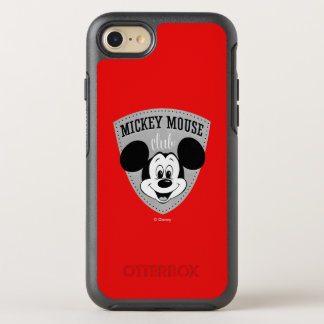 Vintage Mickey Mouse Club OtterBox Symmetry iPhone 7 Case