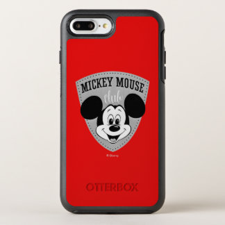 Vintage Mickey Mouse Club OtterBox Symmetry iPhone 7 Plus Case