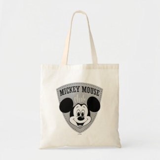Vintage Mickey Mouse Club Tote Bag