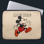"Vintage Mickey Mouse Computer Sleeve<br><div class=""desc"">Are you a die hard Mickey Mouse fan? Then you&#39;ve come to the right place! This classic Mickey design features the mouse himself.</div>"