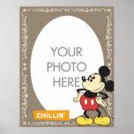 Vintage Mickey Mouse Customizable Print