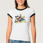 Vintage Mickey Mouse & Friends 2 T-Shirt