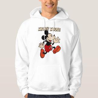 Vintage Mickey Mouse Hoodie