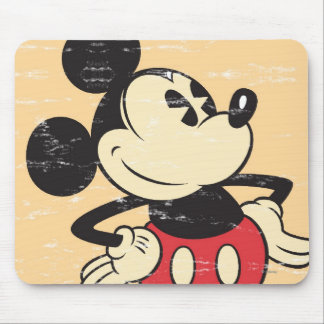 Vintage Mickey Mouse Pad
