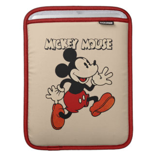 Vintage Mickey Mouse Sleeve For iPads