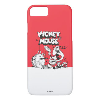 Vintage Mickey Silly Insturments iPhone 7 Case