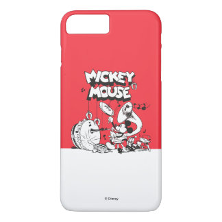 Vintage Mickey Silly Insturments iPhone 7 Plus Case