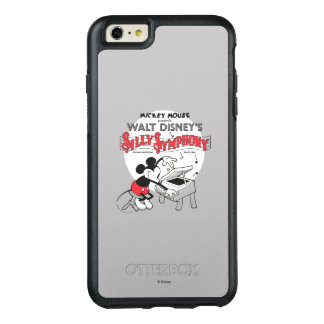 Vintage Mickey Silly Symphony OtterBox iPhone 6/6s Plus Case