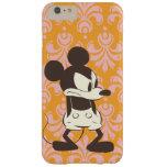 ¡Vintage Mickey - Yep! Funda De iPhone 6 Plus Barely There
