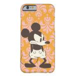 ¡Vintage Mickey - Yep! Funda De iPhone 6 Barely There