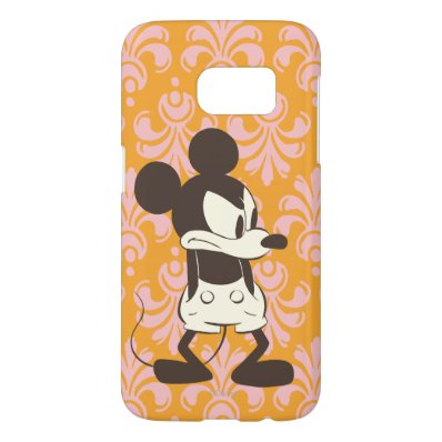 Vintage Mickey - Yep! Samsung Galaxy S7 Case