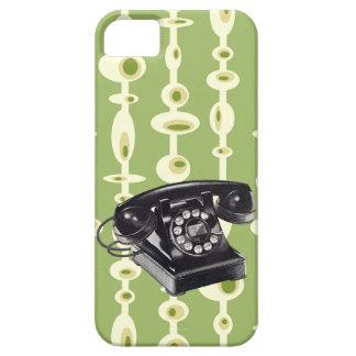 Vintage Mid-Century Modern Telephone iPhone 5 Case