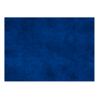 Vintage Midnight Blue Paper Parchment Template Large Business Card