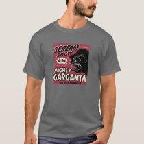 Vintage Might Garganta Gorilla Sideshow T-Shirt