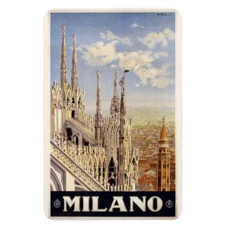 Vintage Milano Milan Italy magnet