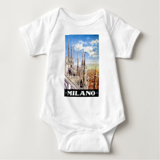 Vintage Milano Travel Baby Bodysuit
