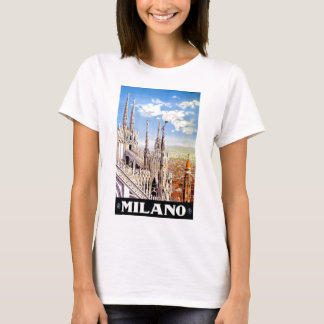 Vintage Milano Travel T-Shirt