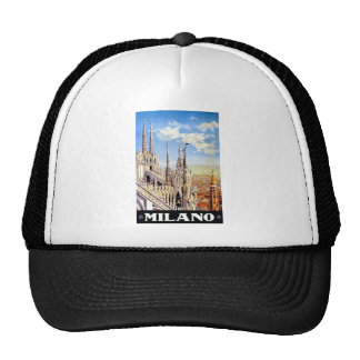Vintage Milano Travel Trucker Hat