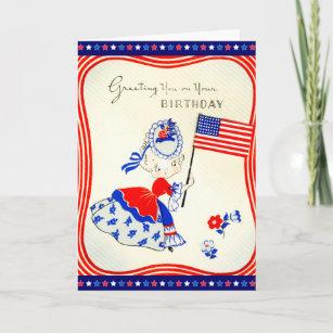 Vintage Military Birthday Cards Zazzle