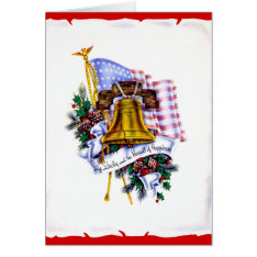 Vintage Military Christmas Card at Zazzle