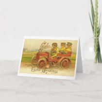 Vintage Military Easter Greetings!  Vintage Card