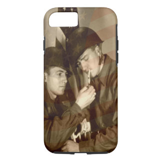 Vintage Military  Image iPod Touch Case
