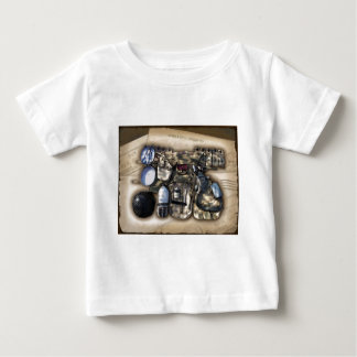 Vintage Military Issue Gear Baby T-Shirt