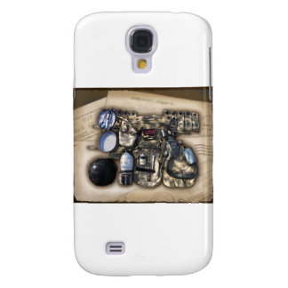 Vintage Military Issue Gear Samsung Galaxy S4 Cases