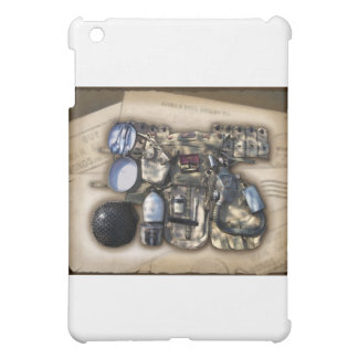 Vintage Military Issue Gear iPad Mini Cover