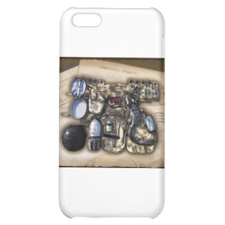 Vintage Military Issue Gear iPhone 5C Covers