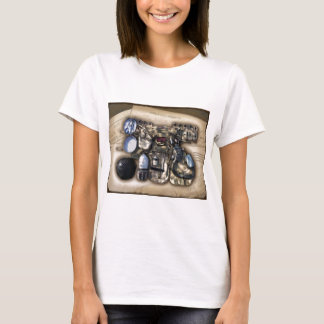 Vintage Military Issue Gear T-Shirt