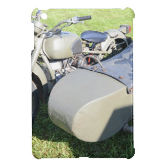 Vintage Military Motorcycle Combination Cover For The iPad Mini