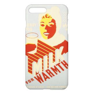 Vintage Milk for Warmth WPA iPhone 8 Plus/7 Plus Case