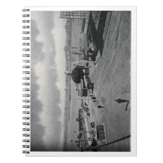 Vintage Milson's Point, Sydney Notebook