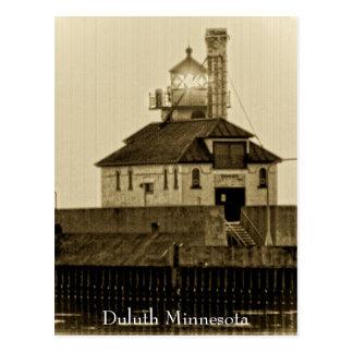 Vintage Minnesota Lighthouse Postcard