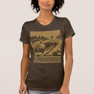 Vintage Minnesota Upnorth Lakes T-shirts